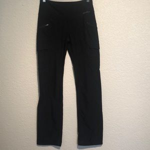 Eddie Bauer thick hiking/track pants size small